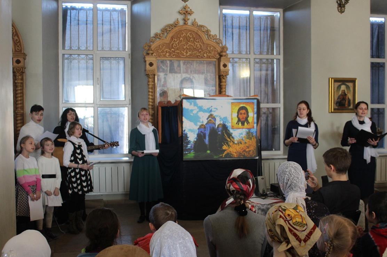 Чествование памяти новомучеников и исповедников в Иоанно-Богословском храме города Коломны